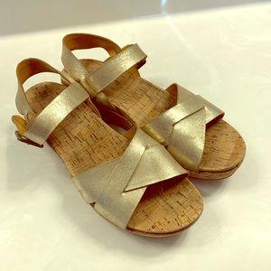 kork-ease wedge sandal